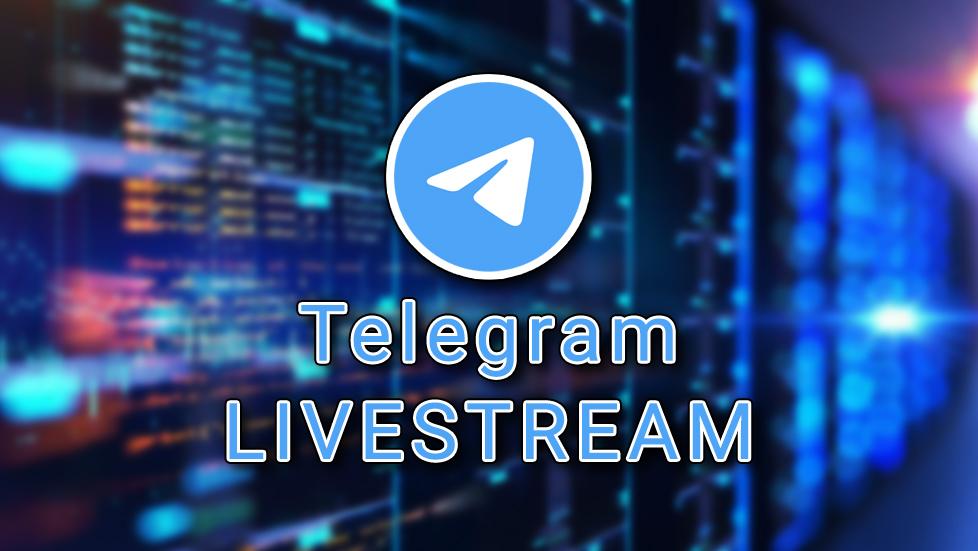 RDE sendet live bei Telegram